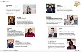 20 Under 40 Article Vision Magazine