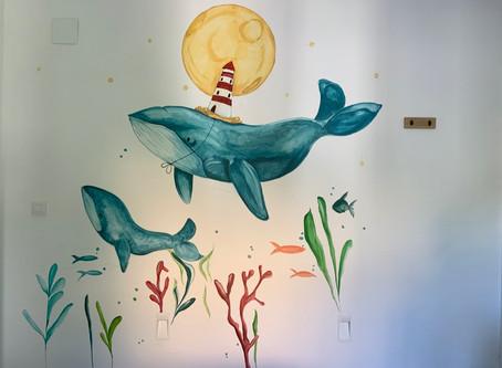 Pintura Mural Artística