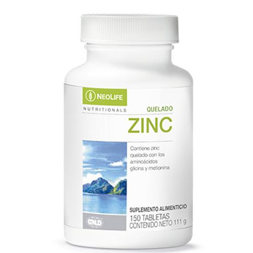 ZINC 150 tabletas