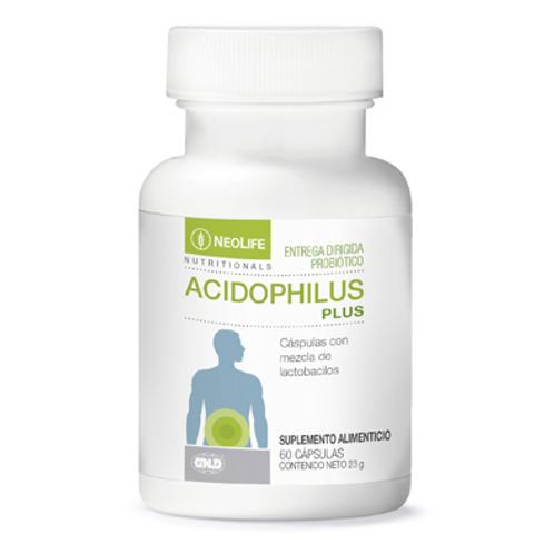 Probióticos Acidophilus 60 cápsulas