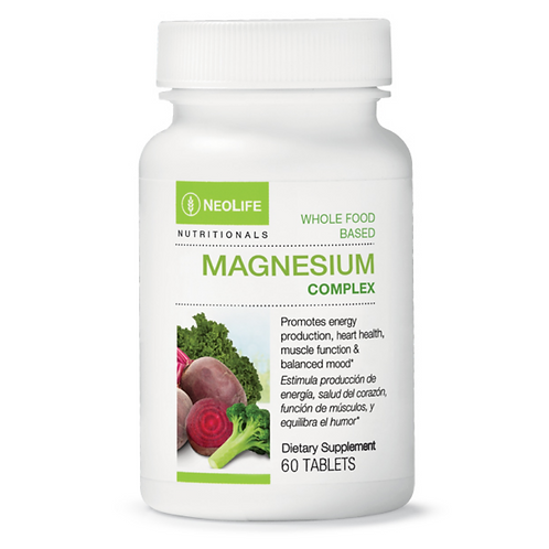 MAGNESIO MAGNESIUM COMPLEX 60 tabletas