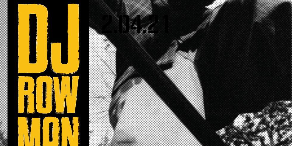 dj Row Man — Return 2 da Boom Bap