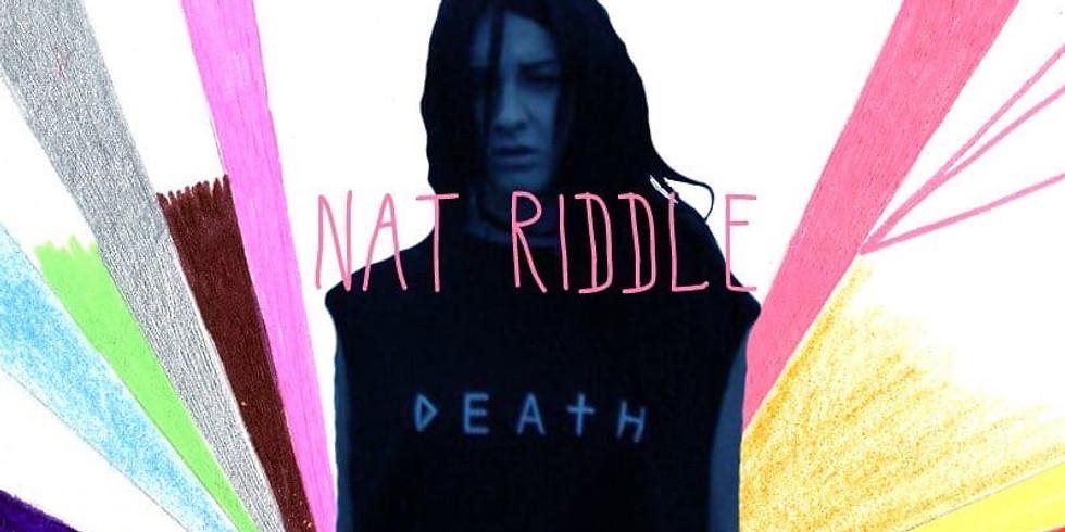 dj Nat Riddle #rock