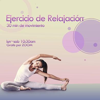 ejercicio de relajacion sin meditacionco