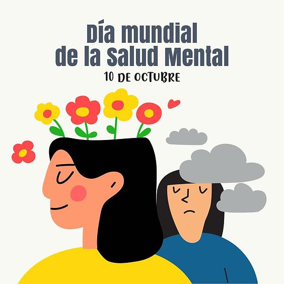Evento especial para el día mundial de la Salud Mental