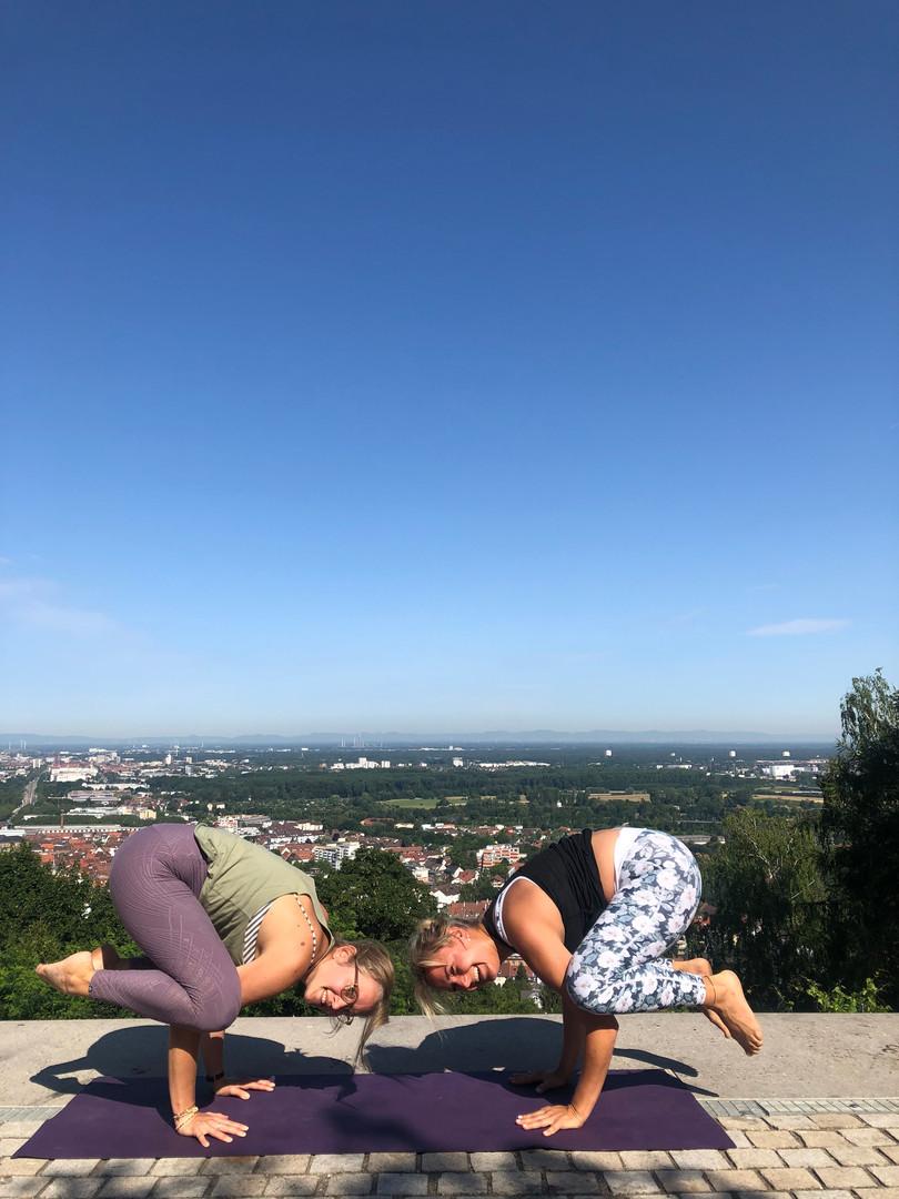 Turmberg Yoga 2