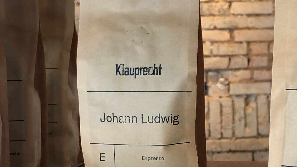 Ich bin Johann Ludwig (250 g)