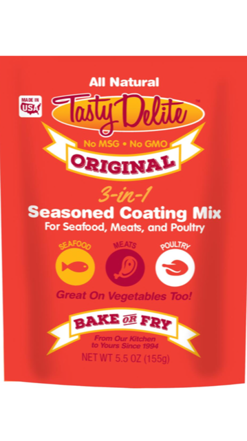Original 3-in-1 Seasoned Coating Mix