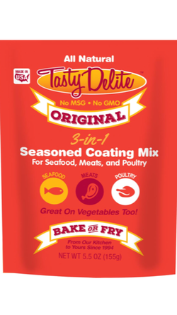 Original 3-in-1 Seasoned Coating Mix