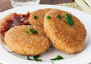Tasty Delite Salmon Croquettes