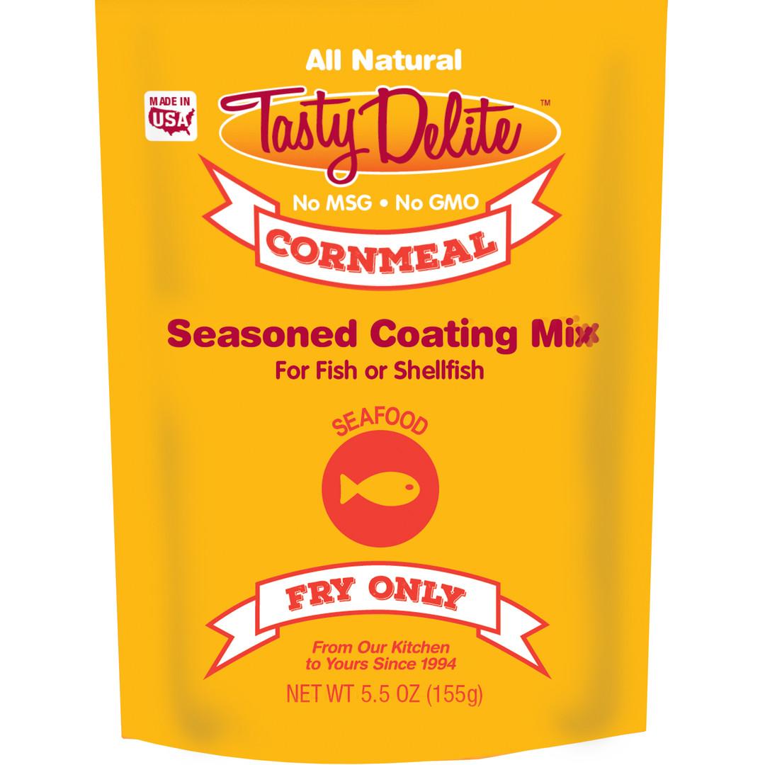 DTF Tasty Delite Cornmeal Made In USA 5.
