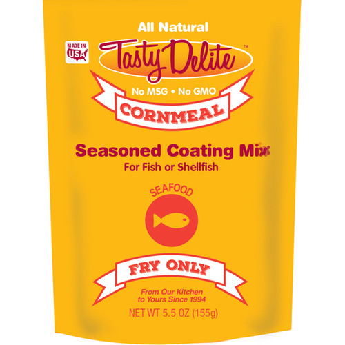 DTF Tasty Delite Cornmeal Made In USA 5.