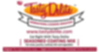 doug beck - logo -HodgeIdeas Tasty Label