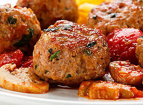 Tasty Delite Original or Cajun Style Meatballs!