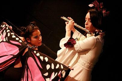 Baila Babibou spectacle danse 6 mois © 2