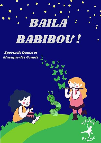 Affiche simple Baila Babibou.pdf Pixel.j