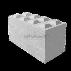 120.60.60_watermerk betonblock concrete