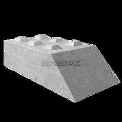 160.80.40_45_watermerk betonblock concre