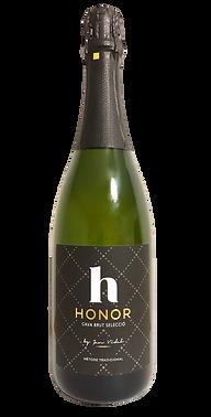 Botella Cava Honor Brut Selección
