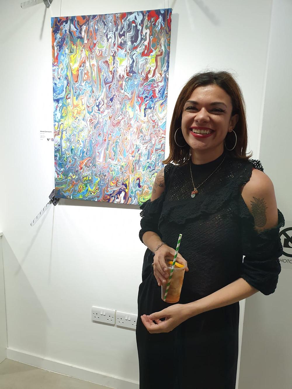 Alessia Camoirano Bruges at Walton fine Arts