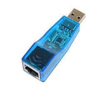 Placa Rede USB Externa Rj45 Adaptador