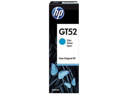 Garrafa de Tinta HP GT52 Ciano M0H54AL