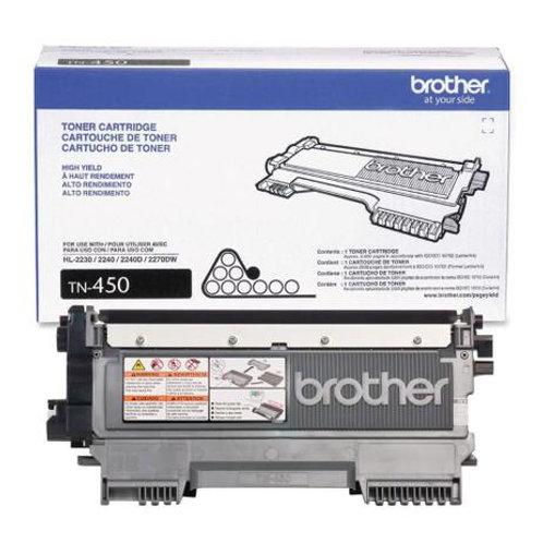 TONNER BROTHER TN450 ORIGINAL