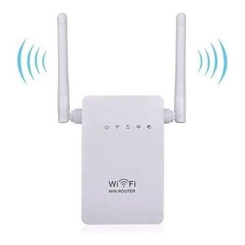 Repetidor de WIFI 1200 com 2 ANTENAS - WIRELESS