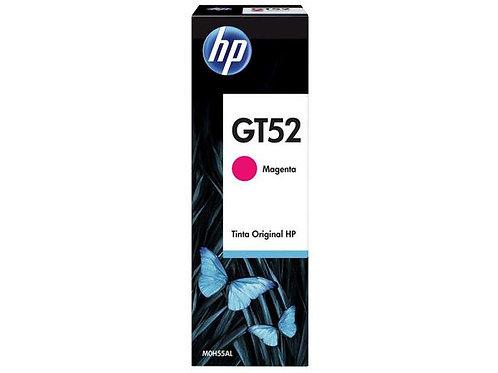 Garrafa de Tinta HP GT52 Magenta