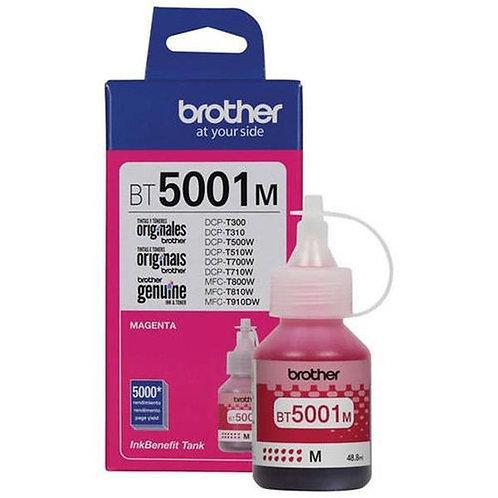 Garrafa de tinta Brother 5001 Magenta