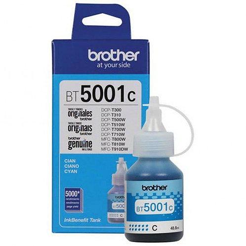 Garrafa de Tinta Brother  5001 Azul