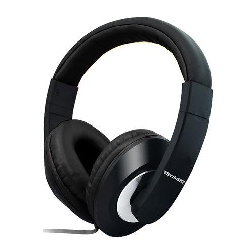 Tec Drive F3 Fone de ouvido - Preto