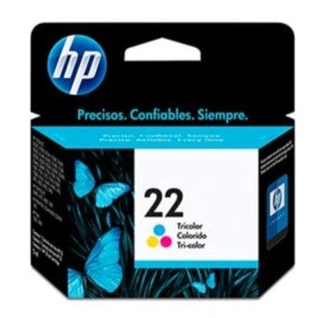 Cartucho HP 22 Colorido Original