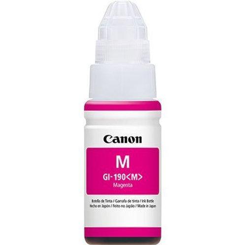 Garrafa de Tinta Canon GI-190 Magenta