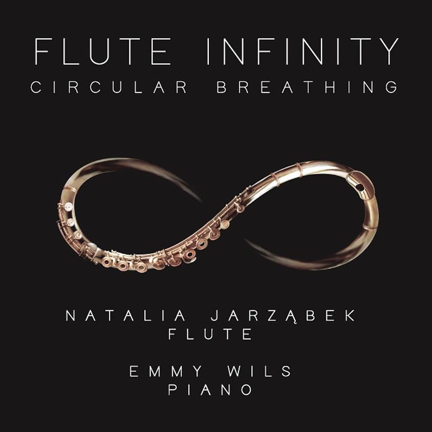Flute Infinity Project: CD Premiere Concert