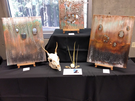 Art and Science converge at Artstravaganza!