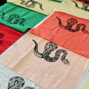 Printing flags