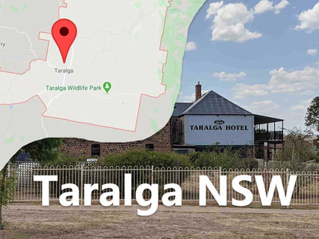 Things to do and see in Taralga NSW