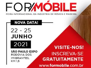 FORMÓBILE - Feira Internacional da Indústria de Móveis e Madeira - A THIMER BRASIL ESTARÁ PRESENTE!!