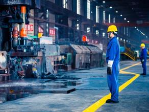 Produção industrial cresce 2,6% em Setembro, aponta IBGE.
