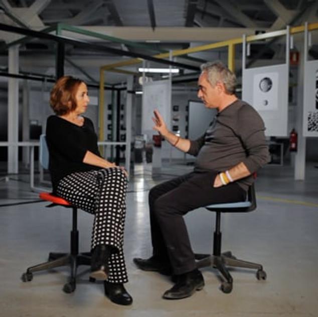 """De Carne y hueso"": Ferran Adrià"