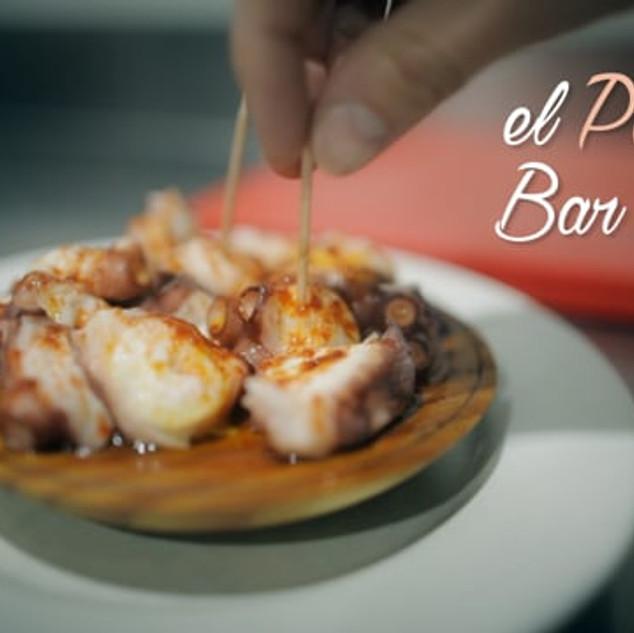 Gastronomia: El pop de Can Manolo