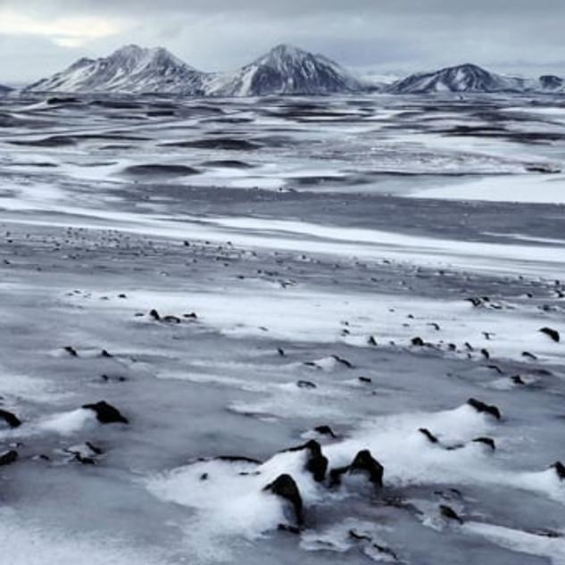 """Promo llibre """"Islandia bajo cero"""" d'Andoni Canela"""