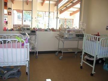One of many wards