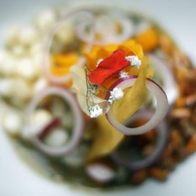 Gastronomia: El Ceviche del restaurant LASCAR 74
