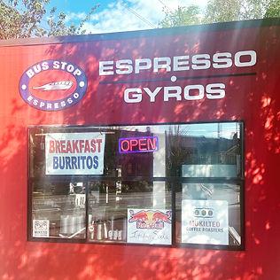 Gyros Falafel Greek Salad Seattle Roosevelt Pickup ToGo