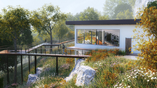 Cameron Highlands Nature Retreat House