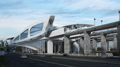 Kuala Lumpur High Speed Railway Station