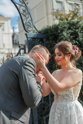Tatiana & Alexey