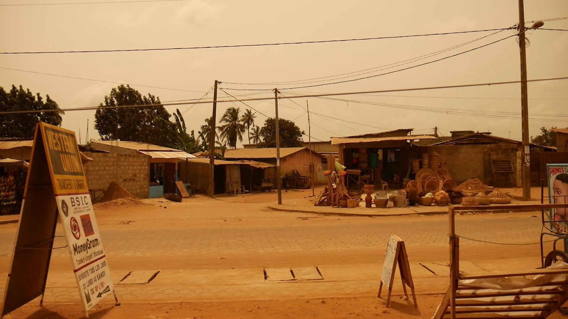 Power for Benin